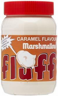 Fluff Fluff Caramel Marshmallow Fluff 213 Gram