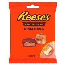 Reese's - Mini Peanut Buttercups 80 Gram