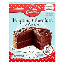 Betty Crocker - Tempting Chocolate Cake Mix 425 Gram