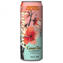 Arizona - Georgia Peach Ice Tea 680ml