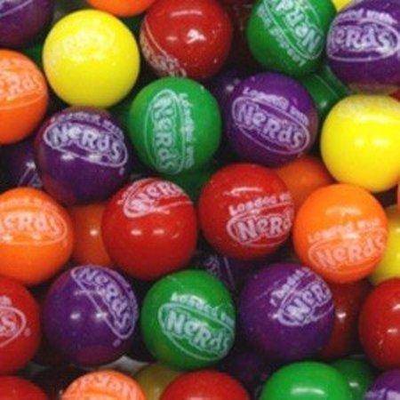 Bubble King Bubble King - Nerds Filled Gumballs 200 Gram