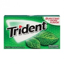 Trident - Spearmint 14 Sticks
