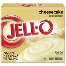 Jell-O - Cheesecake Instant Mix 96 Gram