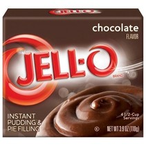 Jell-O - Chocolate Instant Mix 110 Gram