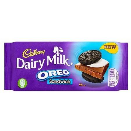 Oreo Cadbury - Dairy Milk Oreo Sandwich 92 Gram