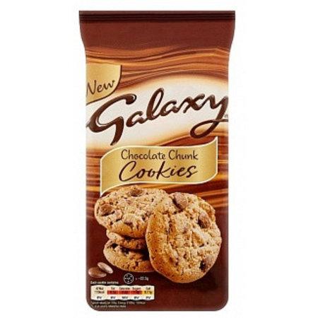 Galaxy Galaxy - Chocolate Chunk Cookies 180 Gram
