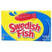 Swedish Fish Box 88 Gram