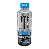 Monster - Muscle Vanilla 443ml