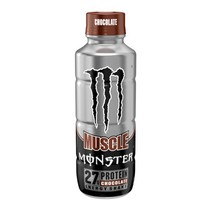 Monster - Muscle Chocolate 443ml