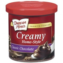 Duncan Hines - Classic Chocolate Frosting 454 Gram