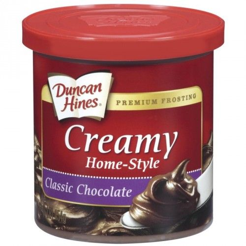 Duncan Hines Duncan Hines - Classic Chocolate Frosting 454 Gram