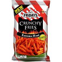 TGI Friday's - Extreme Heat Crunchy Fries 127,8 Gram