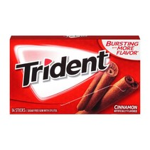 Trident - Cinnamon 14 Sticks