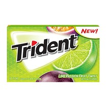 Trident - Lime Passion Fruit 14 Sticks
