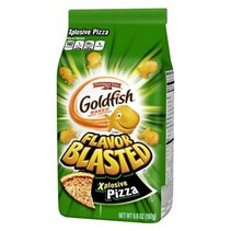 Goldfish - Flavor Blasted Explosive Pizza Crackers 187 Gram