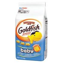 Goldfish - Baby Goldfish Cheddar Crackers 204 Gram