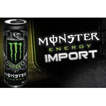 Monster Energy Import 550ml