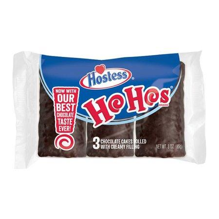 Hostess Hostess - HoHos - Triple Pack 85 Gram