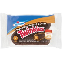 Hostess - Chocolate Peanut Butter Twinkies - Twin Pack 77 Gram