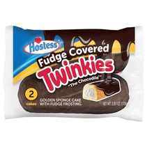 Hostess - Fudge Covered Twinkies - Twin Pack 108 Gram