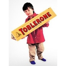 Toblerone Milk Chocolate Giant Bar 4.5 Kilo