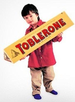 Toblerone Milk Chocolate Giant Bar 4.5 Kilo
