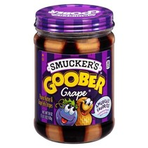 Smuckers - Goober Grape Peanut Butter Jelly Stripes 510 Gram