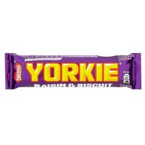 Nestle - Yorkie Raisin & Biscuit 44 Gram