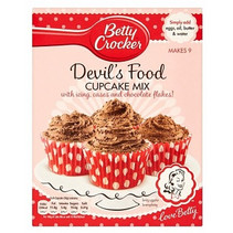Betty Crocker - Devils Food Cupcakes 277 Gram
