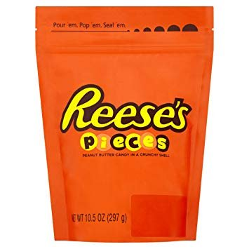 Reeses Reese's - Pieces Pouch 297 Gram