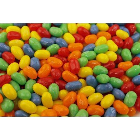 Jelly Belly Jelly Belly Beans Zure Vruchten Mix 1 Kilo