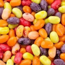 Jelly Belly Beans Smoothie Blend 1 Kilo
