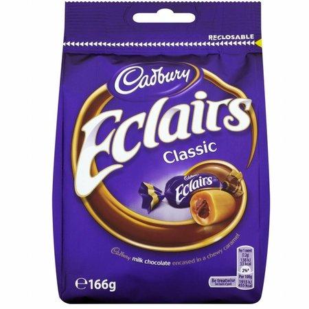 Cadbury Cadbury - Choc Eclairs Classic 165,5 Gram