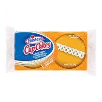 Hostess - Orange Cupcake 2-Pack 96 Gram