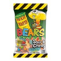 Toxic Waste - Sour Gummy Bears 142 Gram