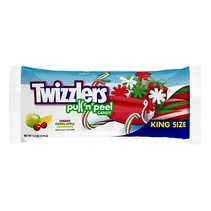 Twizzlers - Holiday - Pull N Peel King Size 119 Gram