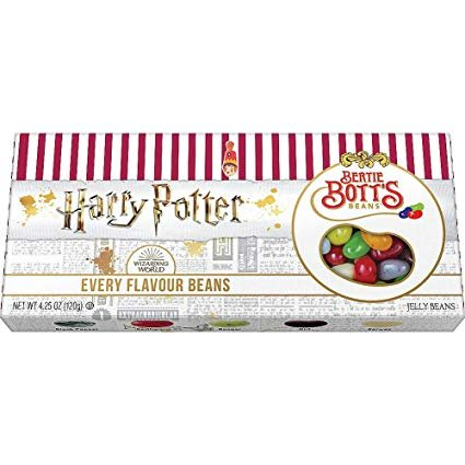 Jelly Belly Jelly Belly - Harry Potter Giftbox 125 Gram