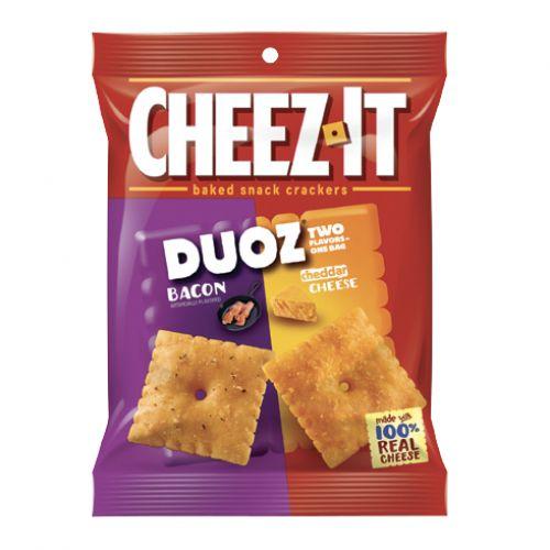 Cheez-It Cheez-it - Duoz Bacon & Cheddar Cheese 121 Gram