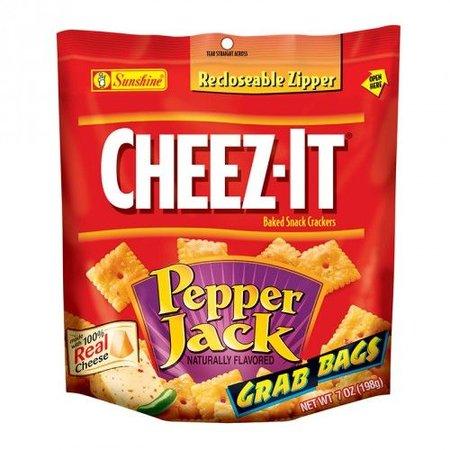 Cheez-It Cheez-it Cracker - Pepper Jack 198 Gram