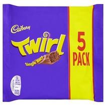 Cadbury - Twirl 5-Pack 107,5 Gram
