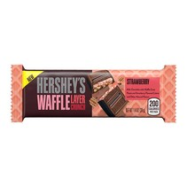 Hershey's - Waffle Layer Crunch Strawberry 39 Gram