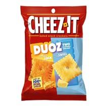 Cheez It - Duoz Cheddar Jack & Baby Swiss 122 Gram