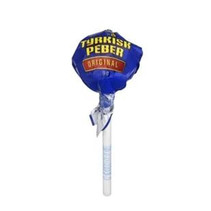 Fazer - Tyrkisk Peber Original Lollipop 9 Gram 5 Stuks