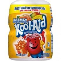 Kool Aid - 8QT Peach Mango 538 Gram