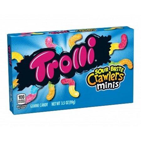 Trolli Trolli - Sour Brite Crawlers 99 Gram