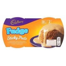 Cadbury - Sticky Puds Fudge 190 Gram