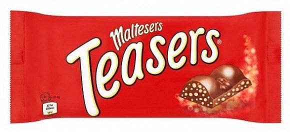 Maltesers Malteser - Teasers Block 150 Gram