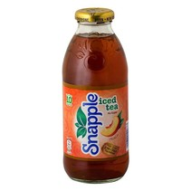 Snapple - Peach Tea 473ml