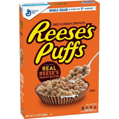 Reese's Reeses Peanutbutter Puffs 326 Gram