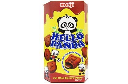 Meij Meij - Double Chocolate Hello Panda 50 Gram